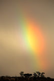 Rainbow landscape Stock Photo