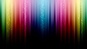 Rainbow lights HD background Royalty Free Stock Photo