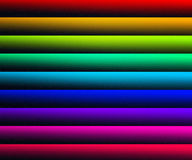 Rainbow Lines Background Royalty Free Stock Photo