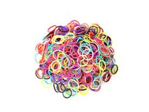 Rainbow loom Royalty Free Stock Photography