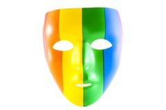 Rainbow Mask Stock Photography
