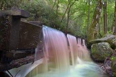 Rainbow Mill Stock Photography