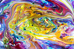 Rainbow Mix Royalty Free Stock Images