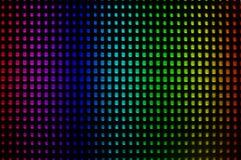 Rainbow mosaic Royalty Free Stock Image
