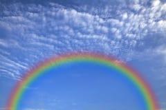 Rainbow, natural phenomenon Stock Photos