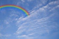 Rainbow, natural phenomenon Stock Images