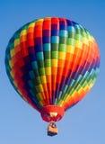 Rainbow nel cielo Fotografia Stock Libera da Diritti