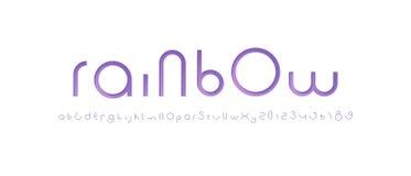 Rainbow One Stock Photography