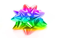 Rainbow ornament Stock Images