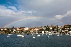 Rainbow Stock Photo
