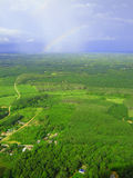 Rainbow over Krabi, Thailand Stock Image