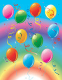 Rainbow Party Stock Photos