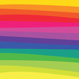 Rainbow Pattern Stock Photos