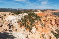 Rainbow Point, Bryce Canyon Royalty Free Stock Photography