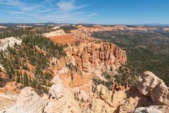 Rainbow Point, Bryce Canyon Royalty Free Stock Images