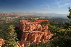 Rainbow Point Bryce Canyon 3 Stock Image