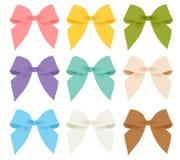 Rainbow  Ribbon Stock Photos