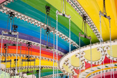 Rainbow ride Royalty Free Stock Images