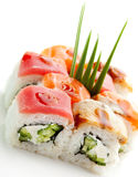 Rainbow Roll Royalty Free Stock Photography