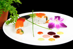 Rainbow Roll Royalty Free Stock Image