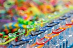 Rainbow rubber Royalty Free Stock Photo