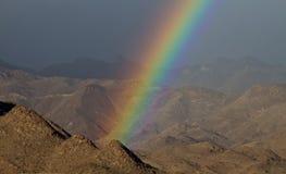 Rainbow's end Stock Photography