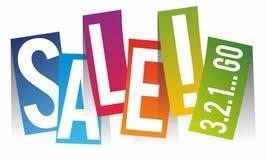 Rainbow sale Royalty Free Stock Photography