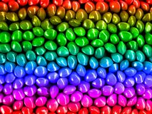 Rainbow Seeds Stock Images