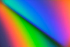 Rainbow Series #1. Very Colorful High Resolution Rainbow Background stock illustration
