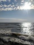 Rainbow Shores Royalty Free Stock Photo