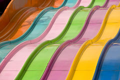 Rainbow Slide Stock Images