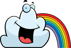 Rainbow Smiling Royalty Free Stock Images