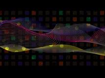 rainbow sparkle απεικόνιση αποθεμάτων
