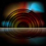 Rainbow sparks Stock Photo