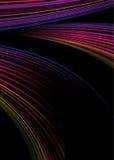 rainbow splinter Στοκ Εικόνες