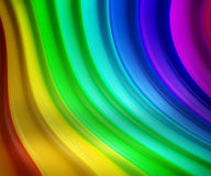 Rainbow Stage Background Royalty Free Stock Photography