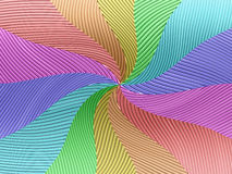 Rainbow star background Stock Image