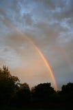 RAINBOW AFTER STORM Stock Photos