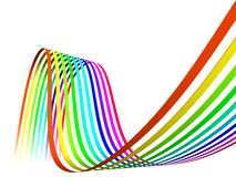 Rainbow Straps Stock Photos