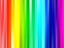 A rainbow stripe. A very colorful rainbow background Royalty Free Stock Photos