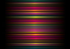 Rainbow stripe random small Stock Photos