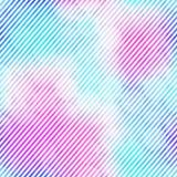 Rainbow stripe seamless texture Stock Photos