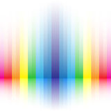 Rainbow striped background. The rainbow diamond stripe shape background. Summer multicolored backdrop Royalty Free Stock Photography