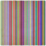 Rainbow striped old background Royalty Free Stock Photos