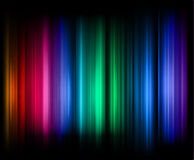 Rainbow stripes abstract background Royalty Free Stock Photography