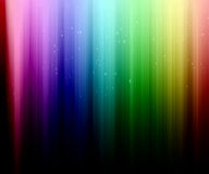 Rainbow stripes Royalty Free Stock Photos
