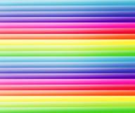 Rainbow Stripes Backdrop Stock Photography