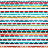 Rainbow stripes seamless texture Stock Photos