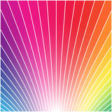Rainbow styled background Stock Photos