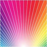 Rainbow styled background Stock Photos